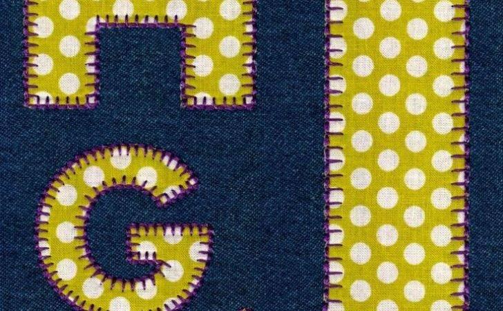 Jolson Designs More Neutra Blanket Stitch