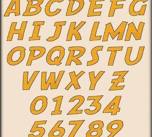 Jolsons Embroidery Fonts Best Car Reviews