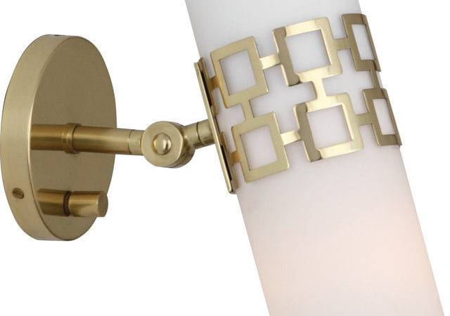 Jonathan Adler Parker Arm Wall Sconce Contemporary Sconces