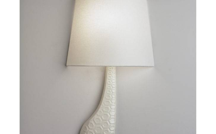 Jonathan Adler Right Facing Giraffe Light Wall Sconce