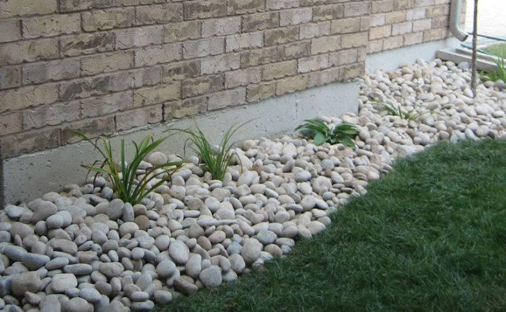 Jpeg Small River Rock Landscaping Ideas