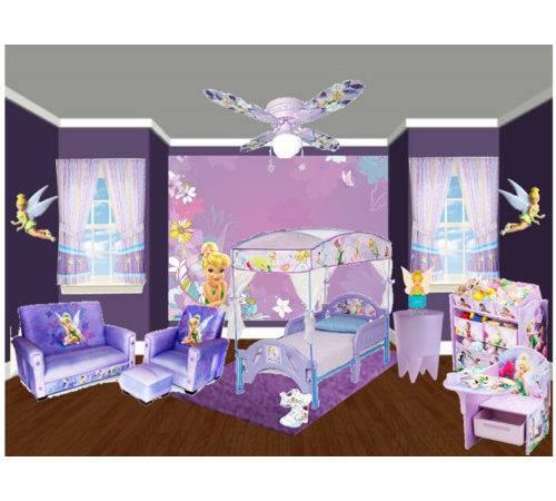 Jpeg Tinkerbell Bedroom Decorating Ideas