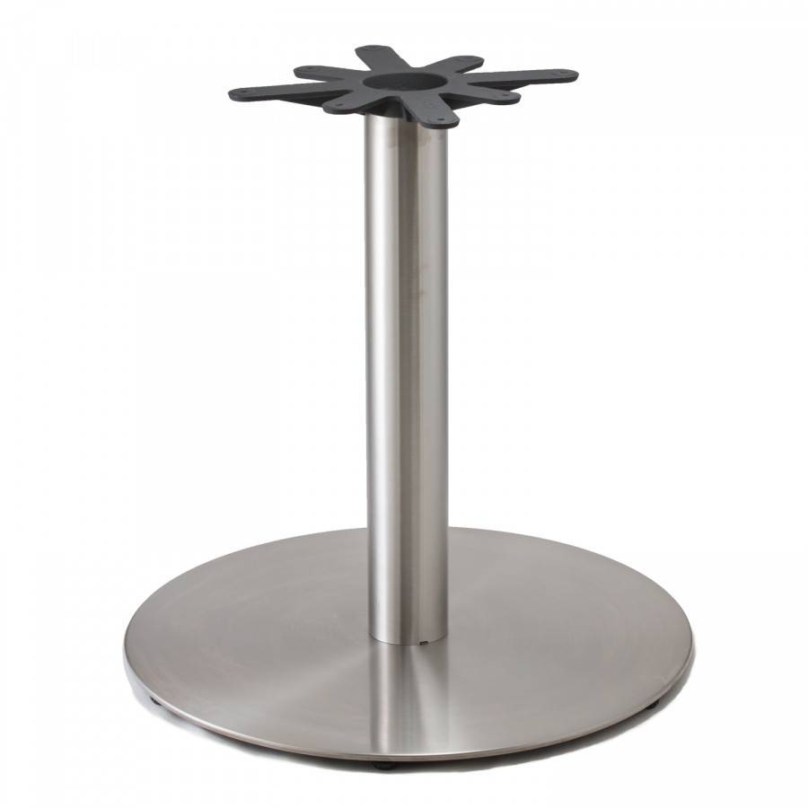Jss Stainless Steel Table Base Series Bases