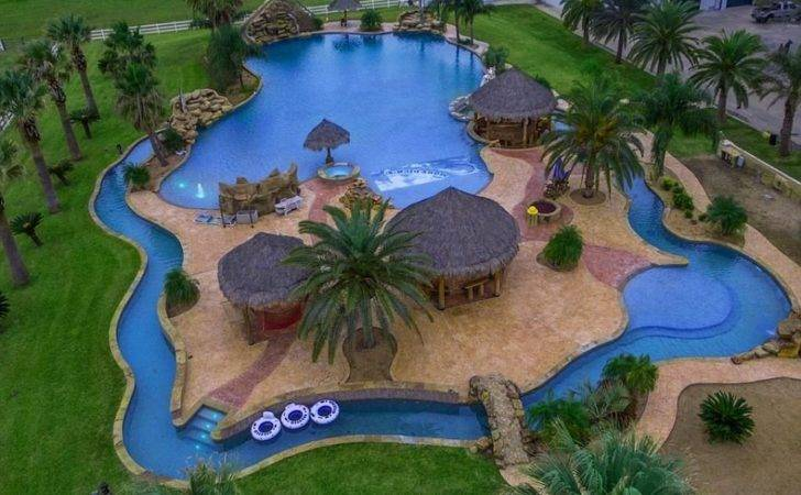 Just Half Million More Than Cost Build Backyard Oasis
