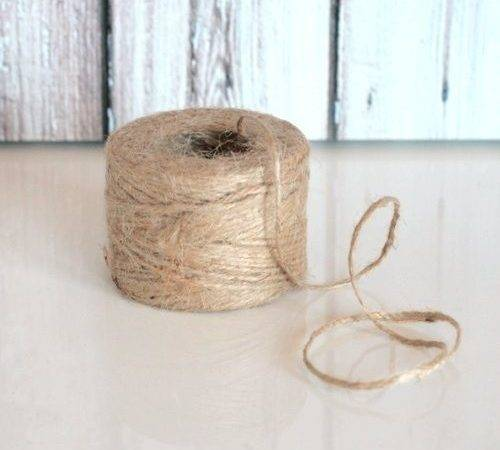 Jute Twine Gift Wrapping Wrap Pinterest