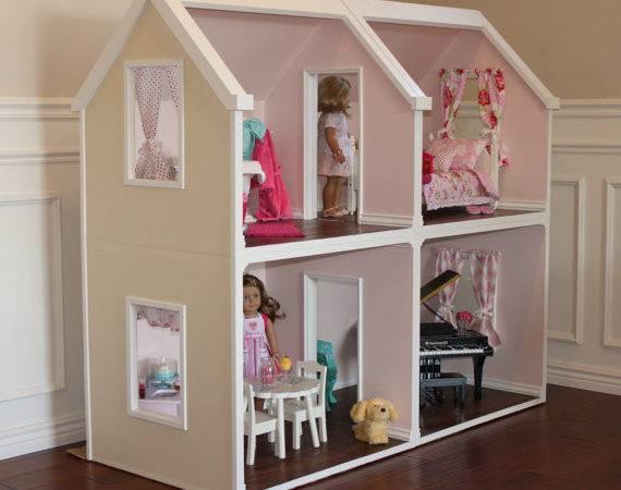 Karen Mom Three Craft Blog Doll Houses Holidays
