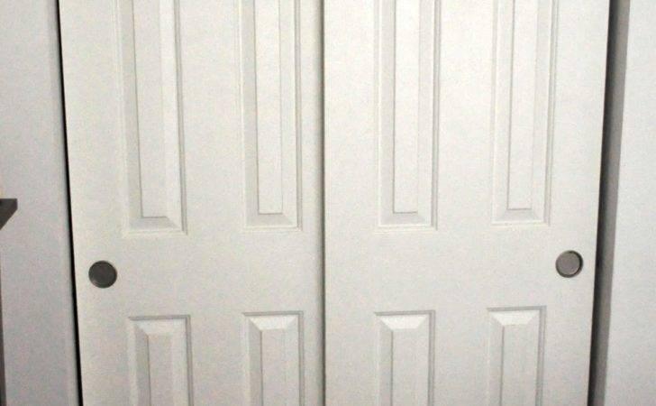 Keep Calm Decorate Updating Closet Doors