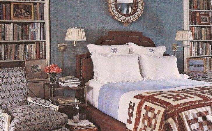 Keith Richard Langham Charming Blue Brown Combination Color