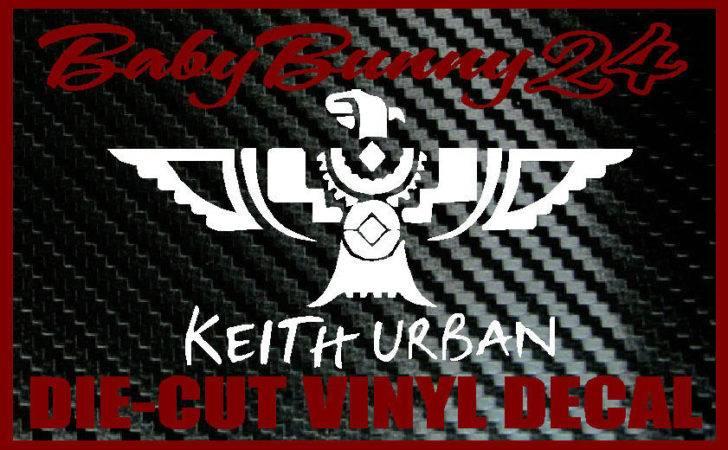 Keith Urban Phoenix Car Truck Laptop Vinyl Decal Sticker Ebay