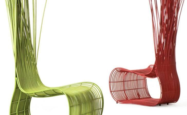 Kenneth Cobonpue Yoda Easy Chair Style Ceyd Modern