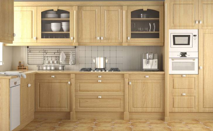 Kensington Range Wood Effect Kitchen Cabinet Doors