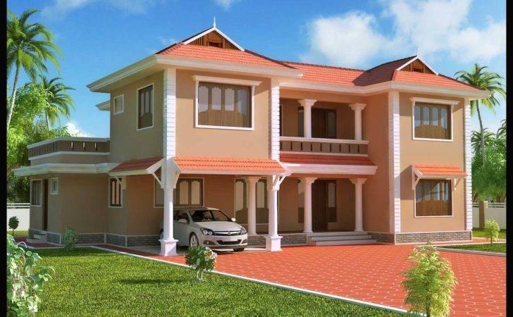 Kerala Building Construction Bhk Villa