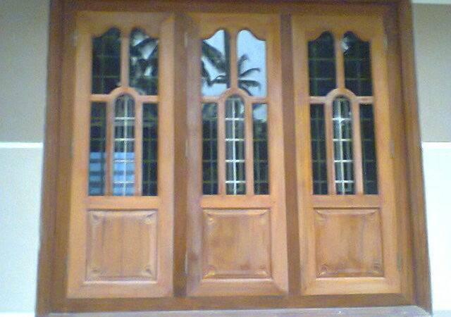 Kerala Style Carpenter Works Designs December