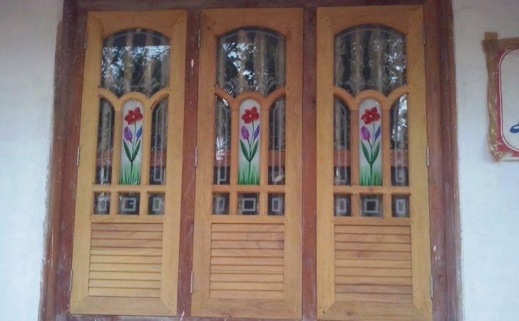 Kerala Style Carpenter Works Designs February