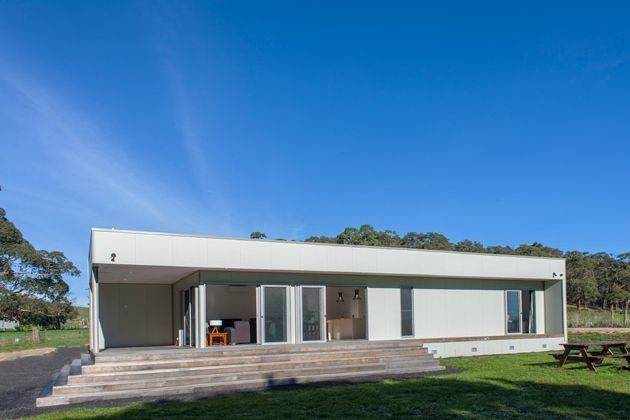 Kernot Modular Homes Melbourne Eco Pinterest