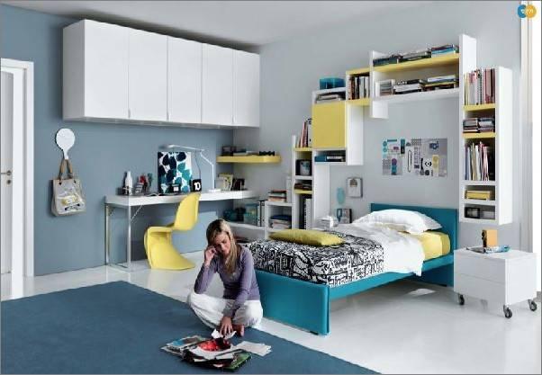 Key Interiors Shinay Cool Modern Teen Girl Bedrooms