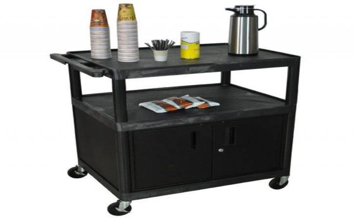 Kichen Cabinet Office Coffee Cart