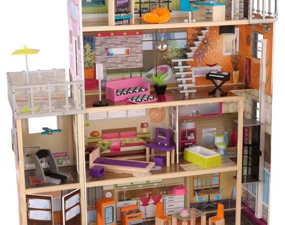 Kidkraft Soho Townhouse Furniture Transitional Kids Toys
