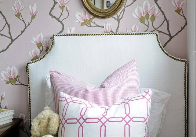 Kids Bedroom Classy Decor Girls Floral