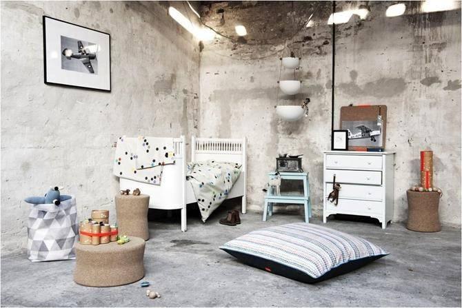 Kids Bedroom Copy Room Scandinavian Design Ideas