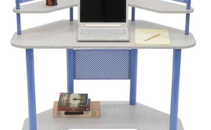 Kids Bedroom Furniture Desks Corner Student Study Desk