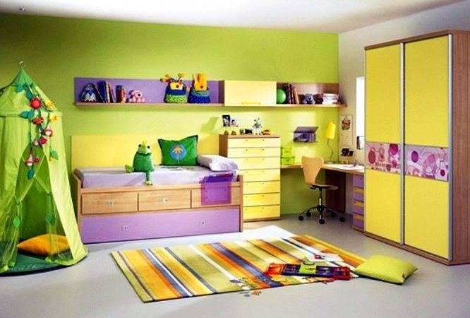 Kids Bedroom Ideas Room Colors Decor Design