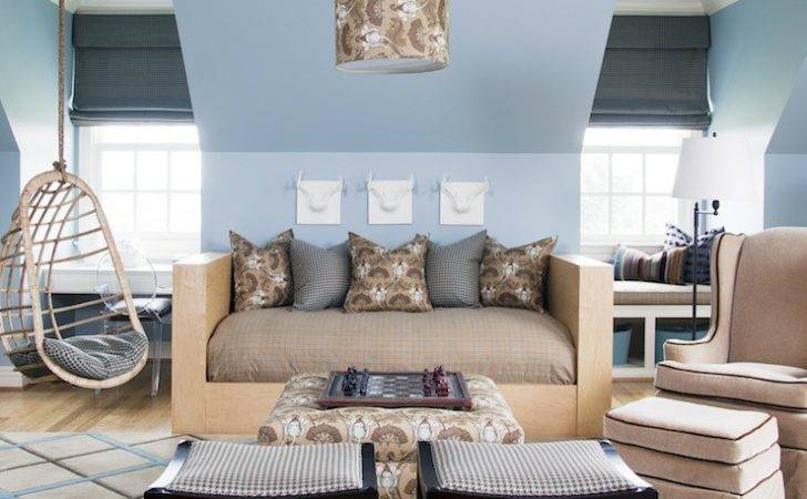 Kids Daybed Transitional Boy Room Home Arkansas