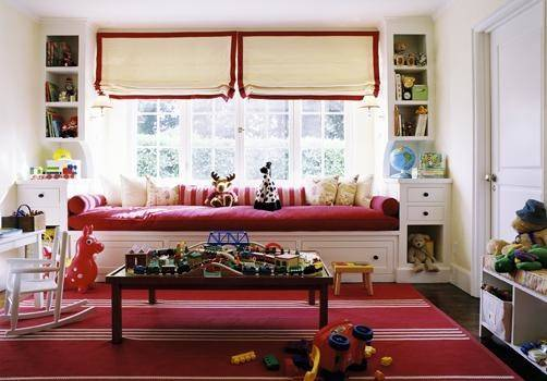 Kids Daybed Transitional Girl Room Peter Dunham Design