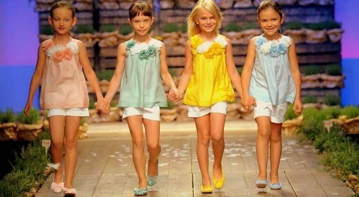 Kids Fashion Spring Summer Pitti Bimbo Gufo