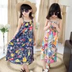 Kids Fashion Trends Girls Sundresses Dress