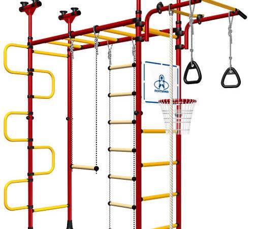 Kids Home Gyms Basement Indoor Playground Gymnastics Room