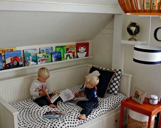 Kids Room Boy Daybed Ikea Hemnes Bed Playroom Frame