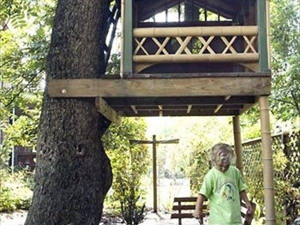 Kids Tree House Designs Making Design Does Not Require