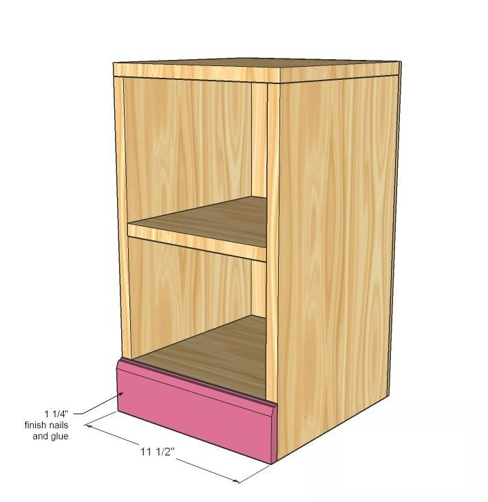 Kids Vanity Woodworking Plans Woodshop