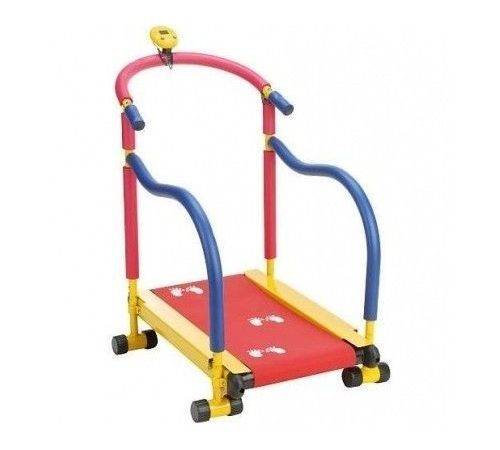 Kids Walking Treadmill Home Gym Equipment Non Motorized Exercise Play