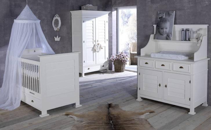 Kidsmill Bateau Luxury Nursery Furniture Dreamlike Atmosphere