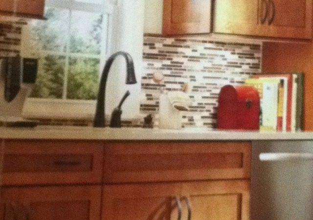 Kitchen Backsplash Cabinets