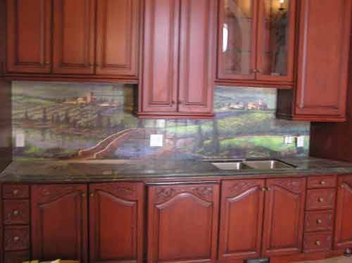 Kitchen Backsplash Designs Tile Ideas
