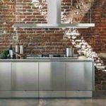 Kitchen But Case Stainless Steel Cabinets