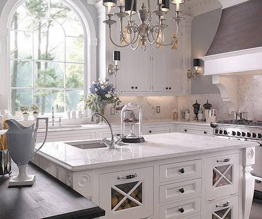 Kitchen Cabinet Trends White Custom Wood Mode