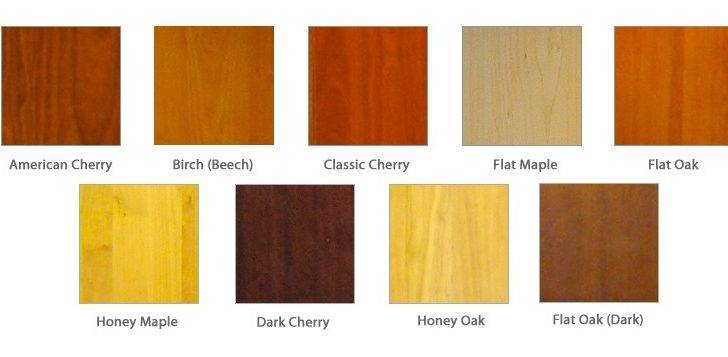 Kitchen Cabinet Wood Types House Cabinets Select
