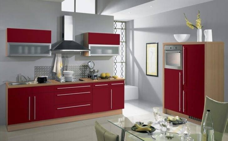 Kitchen Cabinets Gray Walls Ideas Modern