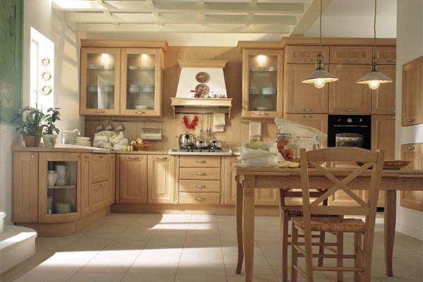 Kitchen Cabinets Provenzale Legno