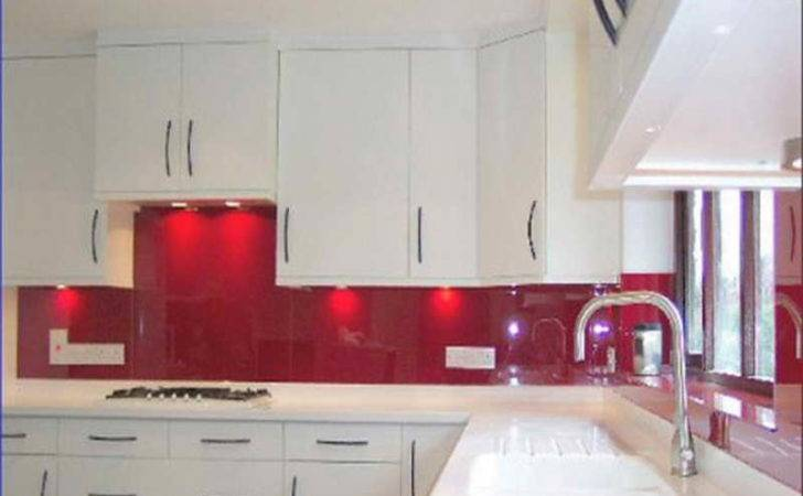 Kitchen Ceiling Led Strip Lights Additionally White Red