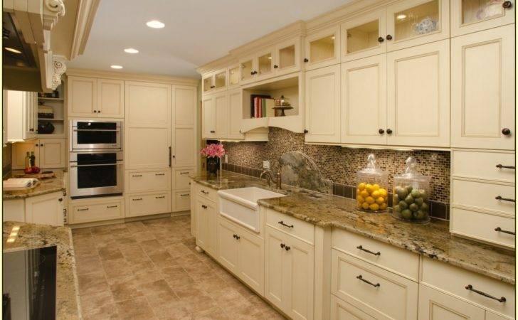 Kitchen Countertop Ideas White Cabinets