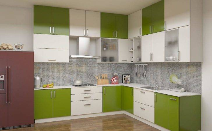 Kitchen Decor Modular Cabinets Designs