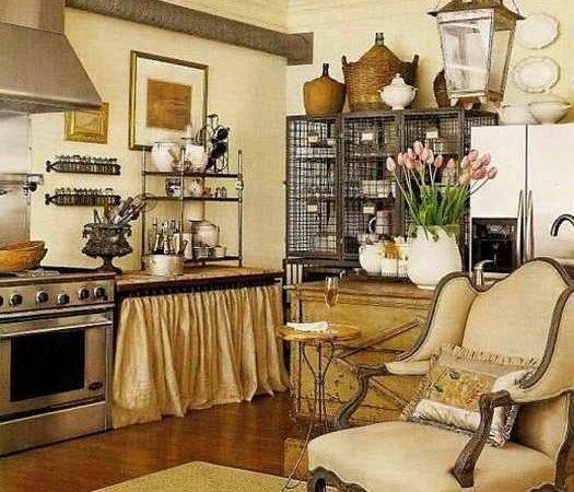 Kitchen Decor Vintage Italian Themed