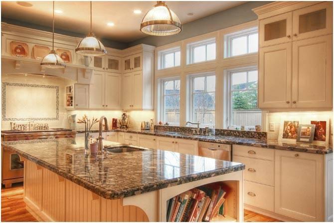 Kitchen Design Cape Cod Shaped Designs