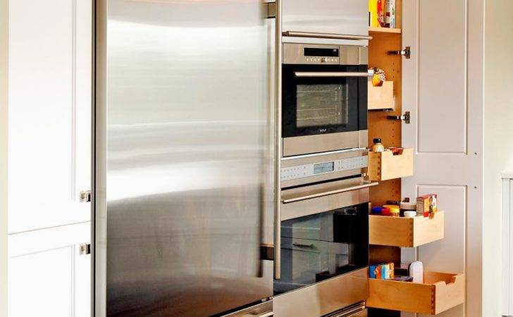 Kitchen Design Ideas Creative Storage Solutions