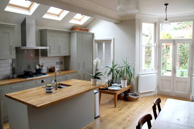 Kitchen Diner Side Extension Contemporary Other